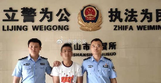 四川男子三月后再吃霸王餐被拘 警方:长期如此或犯罪