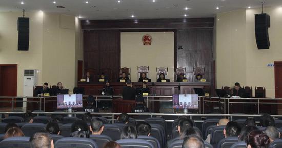 乐山夹江县炸公交车案开庭 将择期宣判