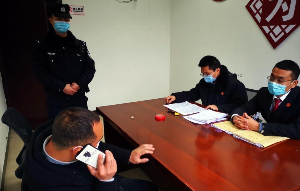 当庭虚假陈述违反《民法典》!自贡一当事人被罚2万元