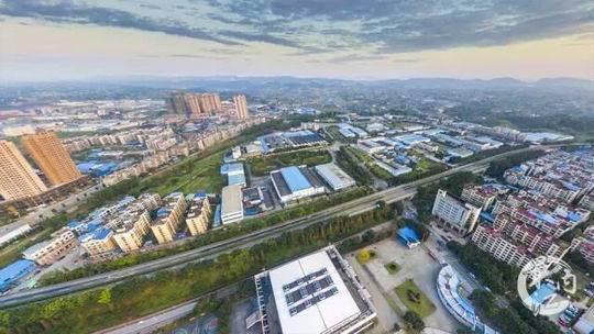 现在起 四川有了省级生态园林城市(县城)