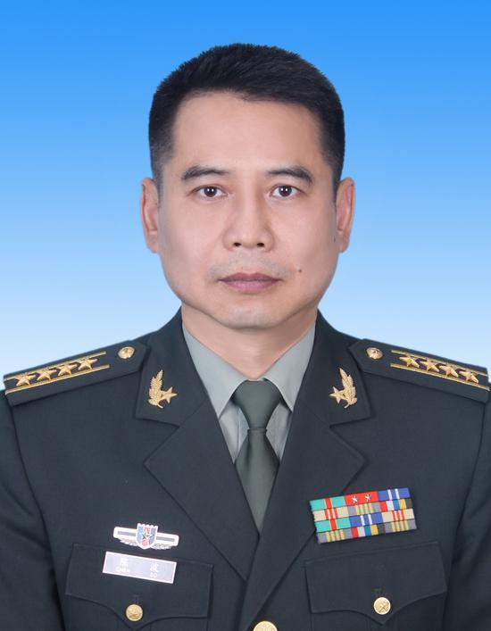 陈波同志简介