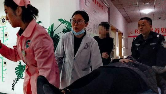 孕妇旅游途中突然出血 民警帮忙紧急就医