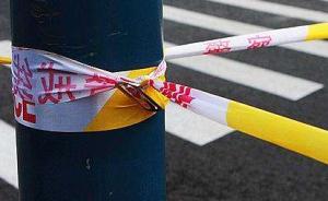 货车超载还闯红灯 猛烈冲撞小车致车内两女警一死一伤