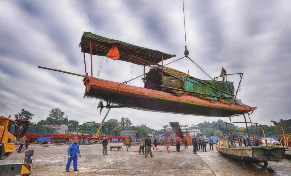 四川全面完成长江流域退捕任务 共10211艘渔船16437名渔民实现退捕上岸