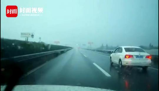 成乐高速28公里路超速6780起 驾驶员质疑:限速不合理