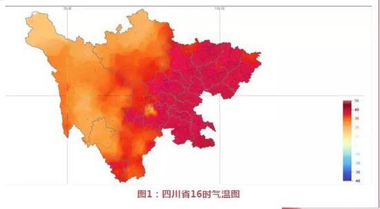 高温中送清凉 及时雨明后天赶到四川盆地