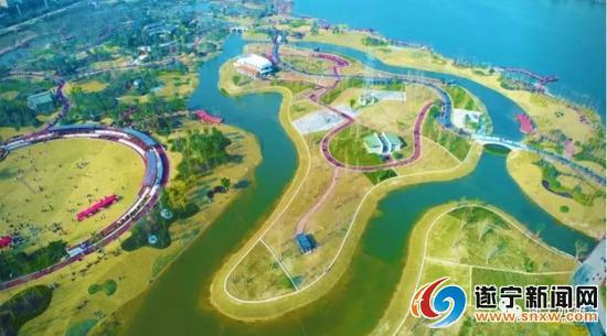 新进展!遂宁九莲洲湿地公园预计春节前开放