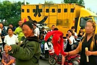 """两名""""网红""""发布低俗表演视频 被行政拘留15天"""