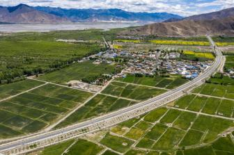 川藏铁路雅安至林芝段获批 新建线路将接入西藏拉林铁路