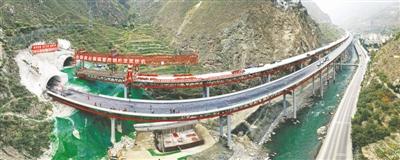 今年汶马高速计划通车55公里 明年西昌至香格里拉高速有望开工