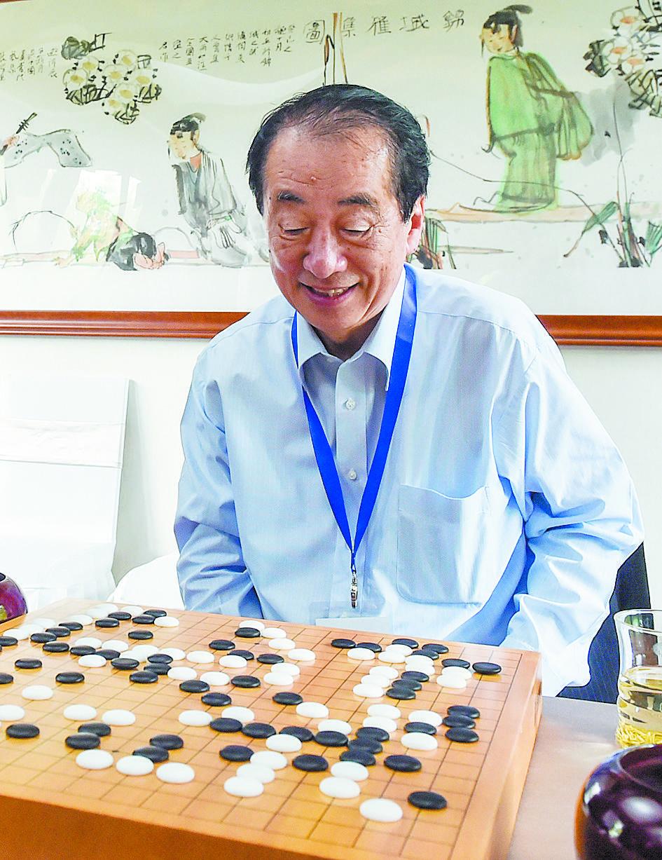 日本众议院议员、前首相菅直人:中国城市营商环境都很好,成都也不例外