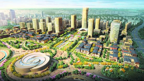 空港新城、淮州新城、简州新城最新进展 权威回答来了