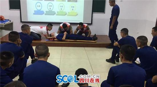 四川省去年培训应急救护员15万人次