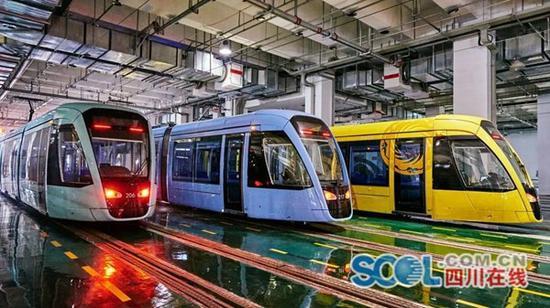 有轨电车蓉2号线非首开段通过初期运营前安全评估