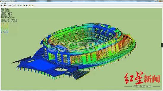 成都凤凰山体育公园获得一项全球工程建设大赛冠军