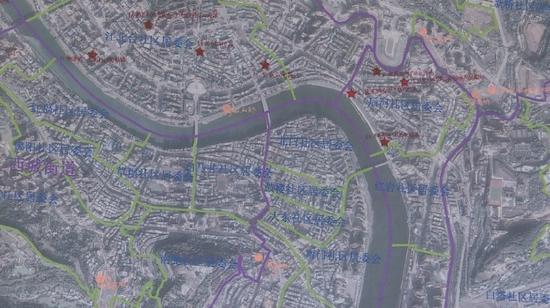 巴中市巴州區建成地質災害隱患點專業監測預警系統