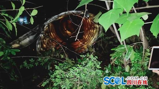 北斗二号卫星助推器残骸坠落在古蔺 暂无人员伤亡