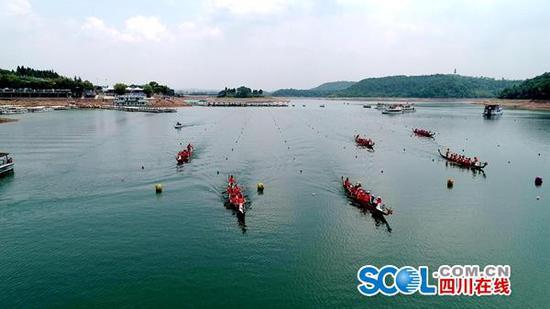 从龙舟赛到旅游节 绵阳端午旅游活动吸客超5万