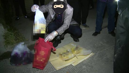 自贡警方破获特大跨省贩毒案 还原惊险抓捕场面