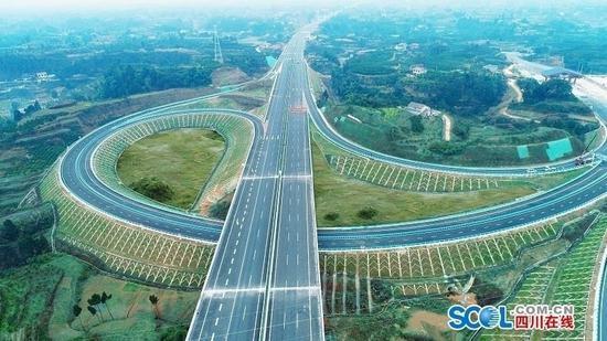 成宜高速全线畅游!看看它给沿线带来了什么变化?