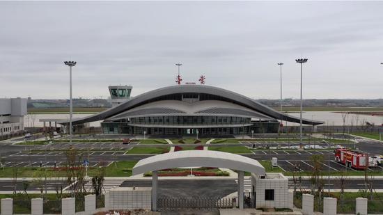 成都淮州机场