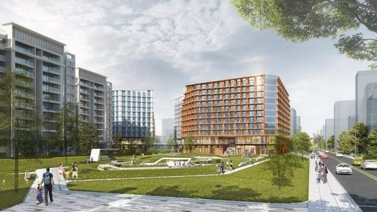 成都TOD+保障性租赁住房 打造新市民新青年之家