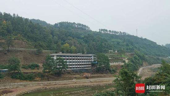 已建成的康养中心