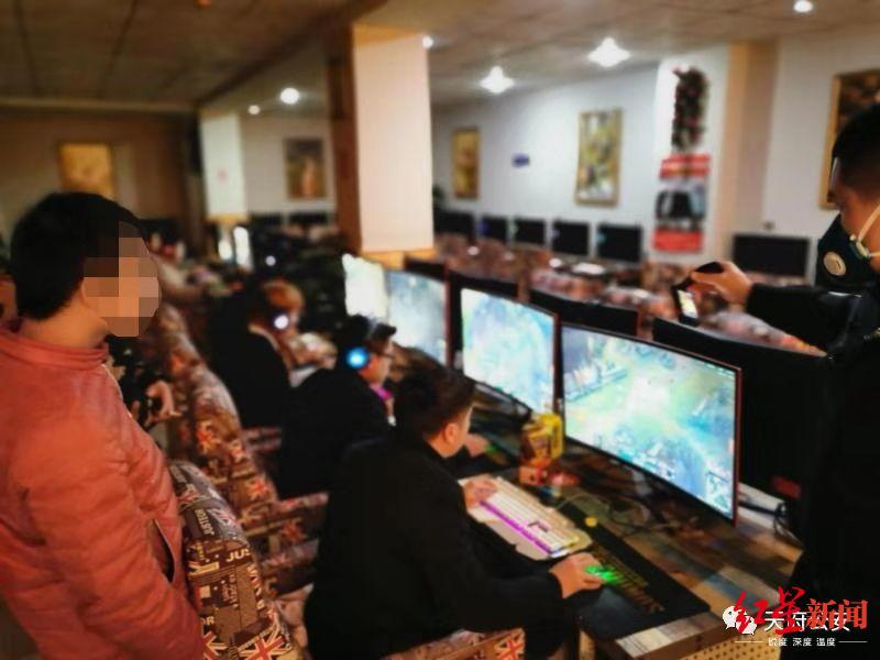 茶楼网吧都不能开!四川天府新区一网吧业主顶风营业被拘留