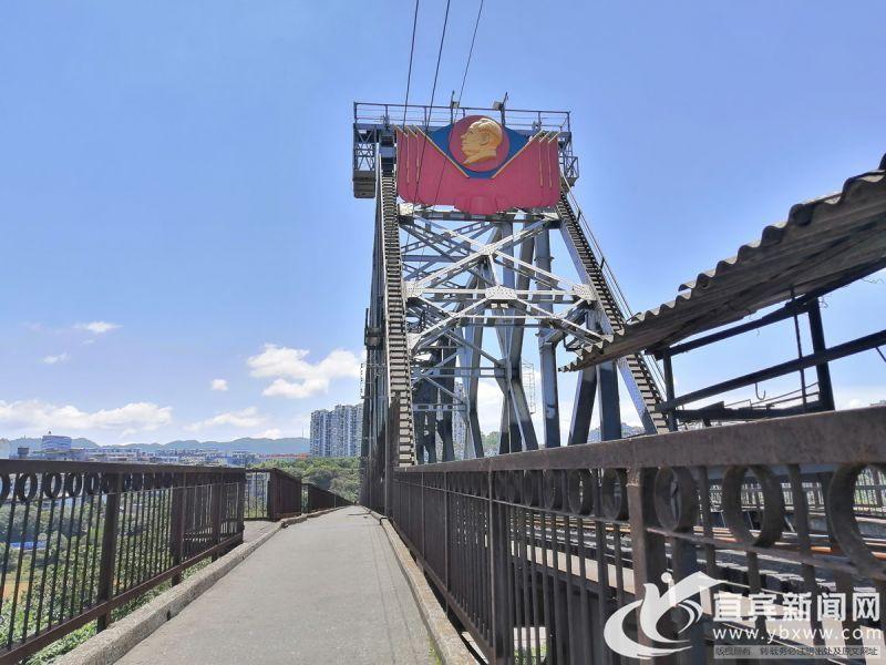 持续服务51年 宜宾金沙江铁桥将迎来全方位封闭维修