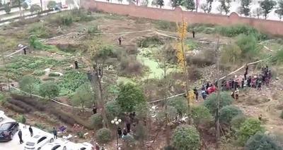 自贡五岁儿童在工地溺亡 开发商被判赔48万
