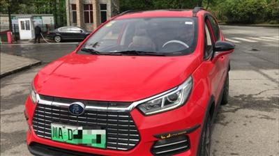 张先生购买的新能源汽车