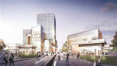 5个TOD项目集中开工 成都将再添城市新地标