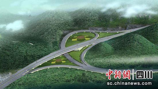 古金高速公路项目进入征地拆迁阶段 计划2022年建成通车