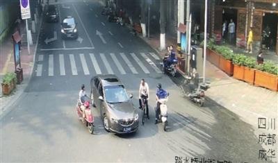 四川广汉男子盗窃电瓶车后到派出所办事被识破