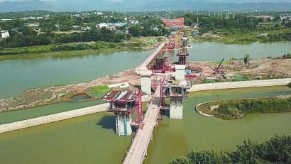 绵阳交通建设再提速 6条跨界高速公路全面启动