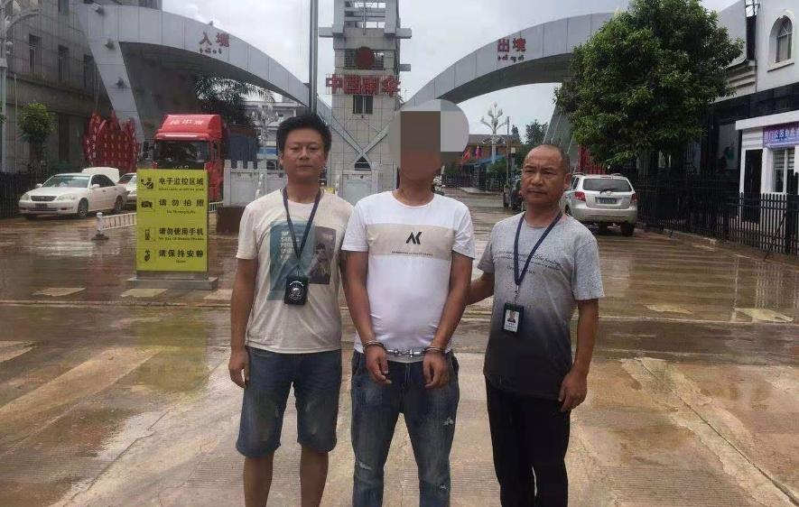 """受""""云剑""""行动震慑 凉山两名外逃嫌疑人被规劝回国自首"""