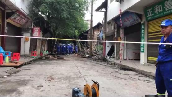 遇难者房租状况。来源:新京报我们视频