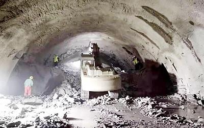 一条隧道挖5年 成昆铁路复线扩能有多难