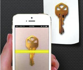 看图就能配钥匙!家门上的安全该如何保护?