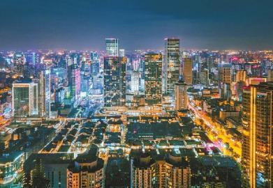 发展夜间经济 打造成都不夜城