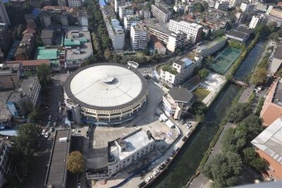49处场馆建设改造工作正在按计划有序推进 大运会场馆建设再入
