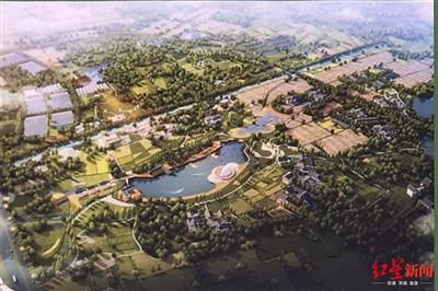 总投资近250亿元 成都乡村振兴40个重大项目集中开工