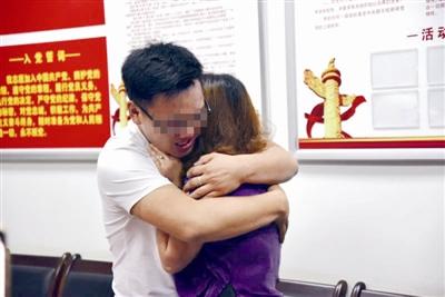 出生不到百天母子分离 24年后内蒙古小伙中江寻母终团聚