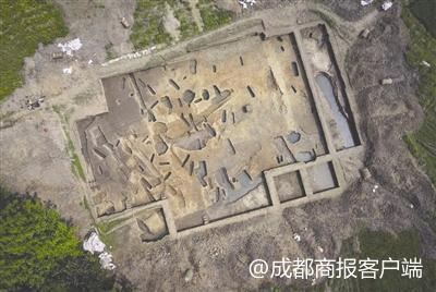 大邑高山古城现大量新石器时代遗存 或揭秘古蜀先民何方来