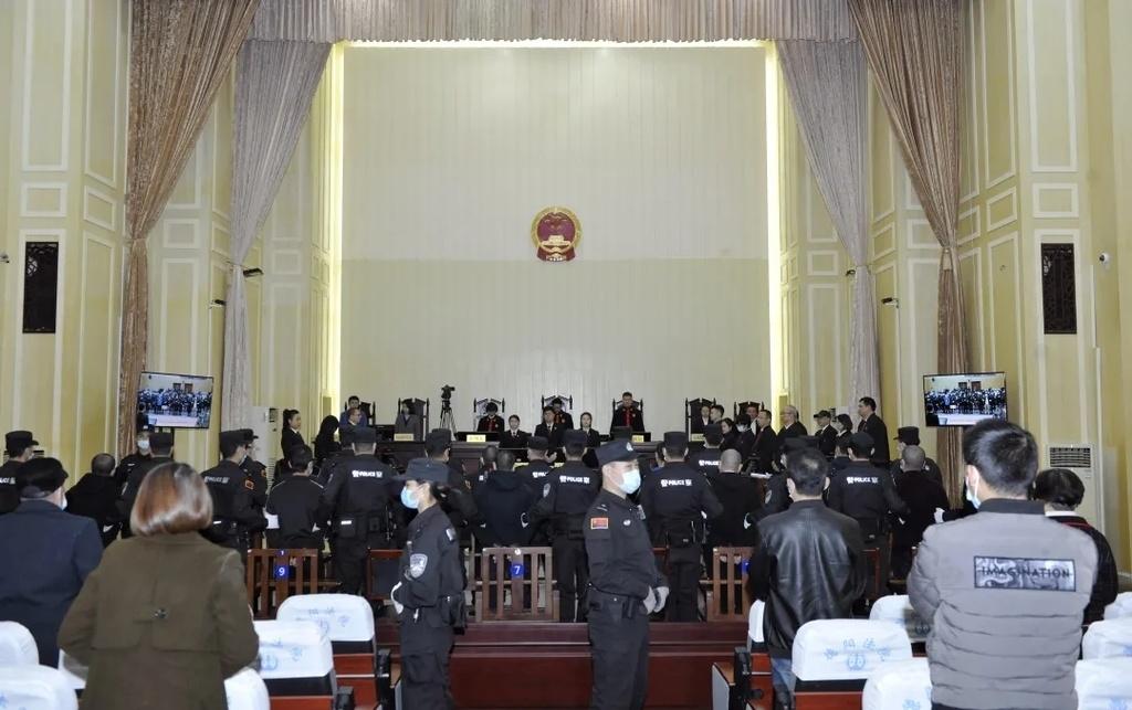 德阳中院宣判重大涉毒案件:涉案毒品近100公斤 主犯获死刑