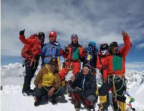 2019登顶珠峰 川人创世界第一