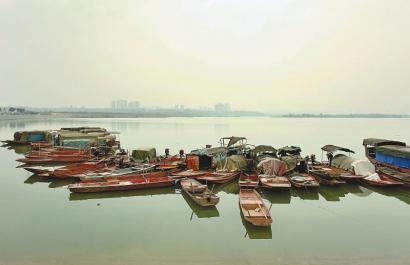十年禁渔 南充813艘渔船退捕上岸