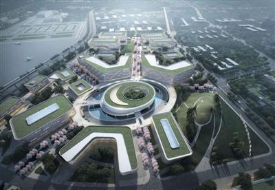 成都未来科技城效果图