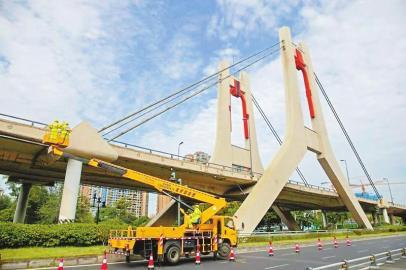 成都:1334座城市桥梁安全运行的背后