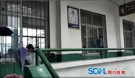 家长反映开江县任市中学有偿补课 实地调查:学生称交费900元